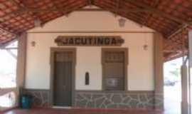 Jacutinga - Estação Ferroviária, Por Junia Oliveira