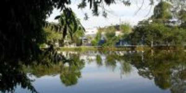 Lago Municipal, Por Odval Bertolassi