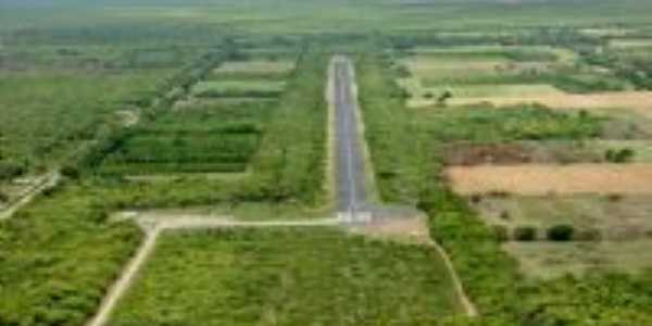 Aeroporto do Projeto Jaíba/ Mocambinho, Por Antônio Campos