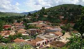 Jampruca - Jampruca-MG-A cidade e as montanhas-Foto:ADRIANO PEDROSA