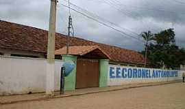 Jampruca - Jampruca-MG-Escola Estadual coronel Antônio Lopes-Foto:ADRIANO PEDROSA