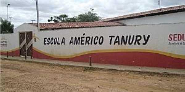 Abóbora-BA-Escola Américo Tanury-Foto:acaradointerior.blogspot.com.br