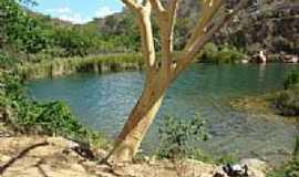 Janaúba - Janaúba-MG-Bela imagem do Rio Gorutuba-Foto:FSathler