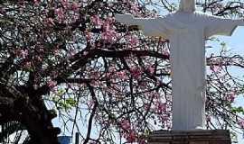 Janaúba - Janaúba-MG-Praça do Cristo-Foto:FSathler