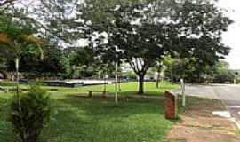 Jardinésia - Praça de Jardinésia-Foto:Valério Novais