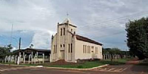 Capela de São Sebastião-Foto:olintocristo