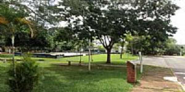 Praça de Jardinésia-Foto:Valério Novais