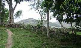 Jeceaba - Muros construídos por escravos