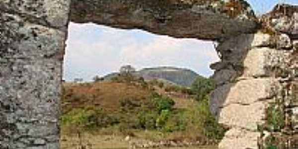 Serra do Gambá - patrimônio geológico