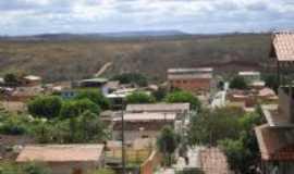 Jenipapo de Minas - Vista da parte central de Jenipapo de Minas., Por Wefsander Pinheiro de Lima