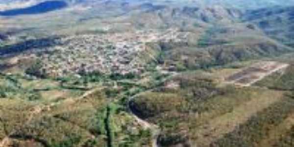 Jenipapo de Minas - Vista aérea - Por Farley Guedes