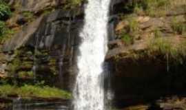 Jequeri - cachoeira do município de Serra Velha- Jequeri-MG, Por Maria da Penha Assis