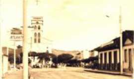 Jequeri - Praça Principal de Jequeri, Por José Luiz R Ferreira