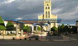 Jequeri - Praça Tenente Mól por jequeri