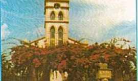 Jequeri - Praça Tenente Mól- Jequeri por Martiniano