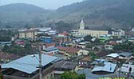 Jequeri - Vista parcial da região central de Jequeri-Foto:J Araújo