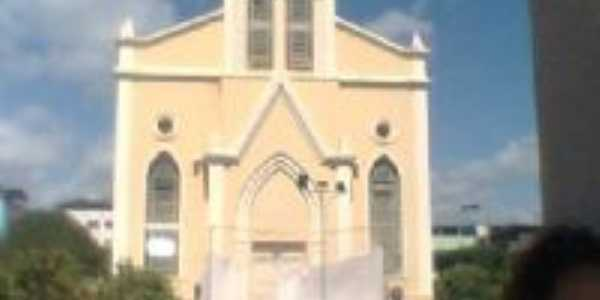 igreja matriz, Por ana lucia gomes