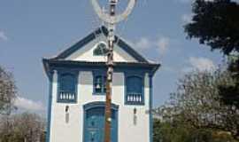 Jequitibá - Igreja Matriz do Santissímo Sacramento tombada pelo IEPHA