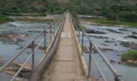 Jequitinhonha - Ponte da  COPASA(  jequitinhonha), Por Adão Nunes