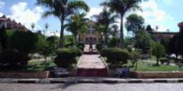 Praça Bom Jesus, Por Cassiano Faria
