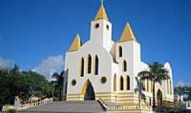 Joaíma - Igreja Matriz do Sr.do Bonfim-Foto:getulio ferreira