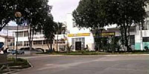Praça Dr.Olinto Martins-Foto:getulio ferreira