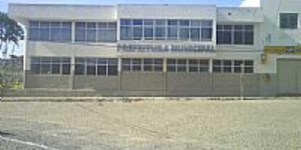 Prefeitura Municipal-Foto:getulio ferreira