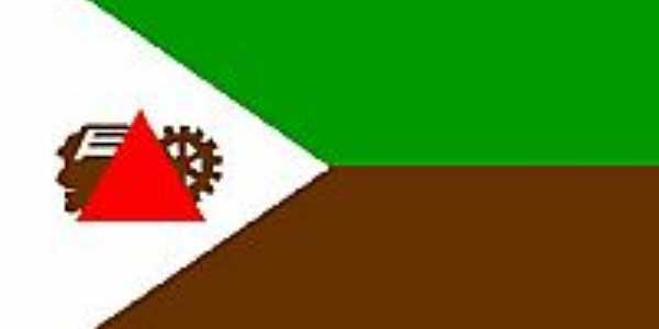 Bandeira João_Monlevade_MG