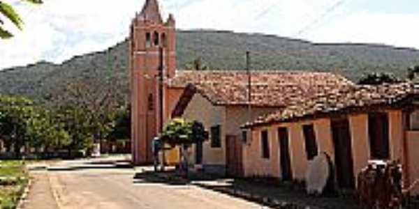 Igreja Matriz de Joaquim Felício-MG-Foto:BARBOSA