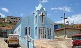 José Gonçalves de Minas - Igreja Matriz-Foto:Gildazio Fernandes