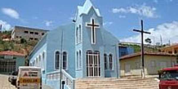 Igreja Matriz-Foto:Gildazio Fernandes