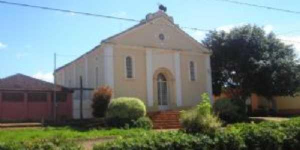 Igreja de São Francisco  Jubai  mg, Por Jose antonio de Melo da Silva