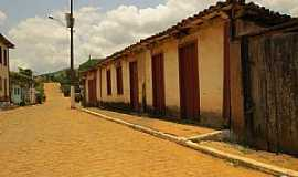 Juiraçu - Juiraçu-MG-Casario no Distrito-Foto:duprata.comdistritos-e-povados