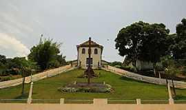 Juiraçu - Juiraçu-MG-Praça e Igreja de São Sebastião-Foto:duprata.comdistritos-e-povados