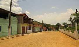 Juiraçu - Juiraçu-MG-Rua do Distrito-Foto:duprata.comdistritos-e-povados