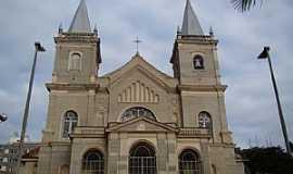 Juiz de Fora - Juiz de Fora-MG-Catedral Metropolitana-Paróquia de Santo Antônio-Foto:pt.wikipedia.org