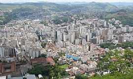 Juiz de Fora - Juiz de Fora-MG-Vista aérea da cidade-Foto:Diogo Figueiredo