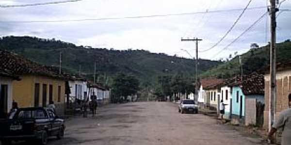 Junco de Minas-MG-Rua principal no centro-Foto:fudedor