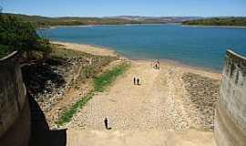 Juramento - Juramento-MG-Barragem Copasa-Foto:jose ponciano neto