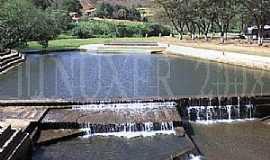 Juramento - Juramento-MG-Barragem do Rio Juramento-Foto:www.cidade-brasil.com.br