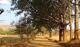 Juramento - Juramento-MG-Estrada de terra-Foto:Fotos Paisagens