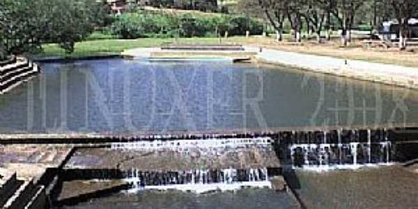Juramento-MG-Barragem do Rio Juramento-Foto:www.cidade-brasil.com.br