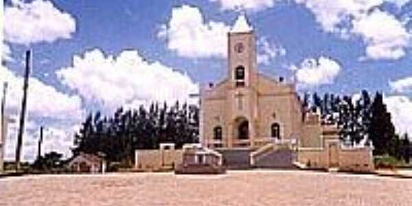 Igreja no Distrito de Juréia-Foto:gipecam