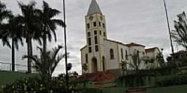 Igreja Matriz de Juruaia - MG