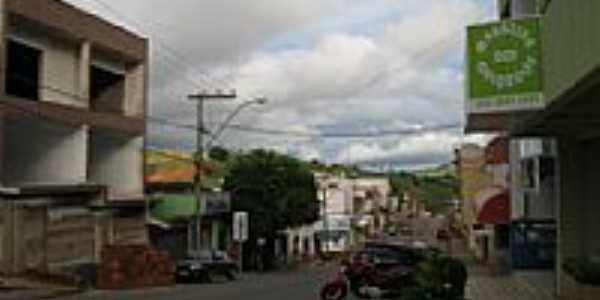 JURUAIA - MG Rua principal da cidade
