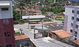 Justinópolis - Vista parcial da cidade-Foto:Quequeto