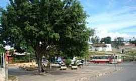Justinópolis - Praça-Foto:jaironunes