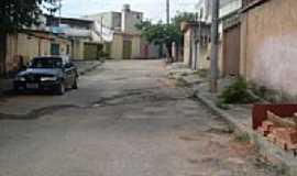 Justinópolis - Rua Santo Antonio-Foto:brenofabio