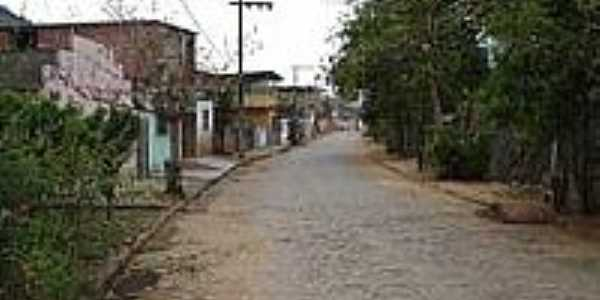 Rua Francisco Filgueira Lacerda-Foto:Daniela Herdy Pedros…