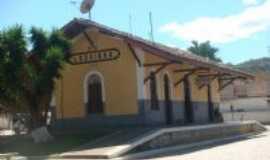 Ladainha - Ladainha-MG-Antiga Estação Ferroviária-Foto:Milton Turíbio Gomes